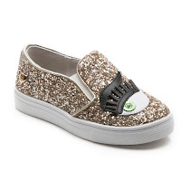 Step2wo Eyes 2 - Glitter Skater SLIP ON