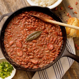 Camellia's Famous New Orleans-Style Red Beans