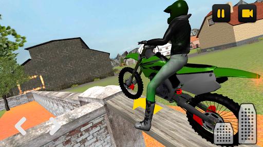 特技自行车3D:农场