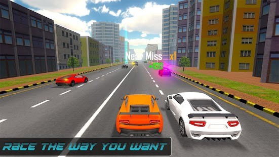 VR Police Pursuit Highway- screenshot thumbnail