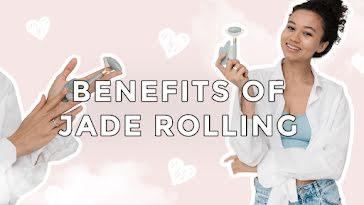 Jade Benefits - YouTube Thumbnail template