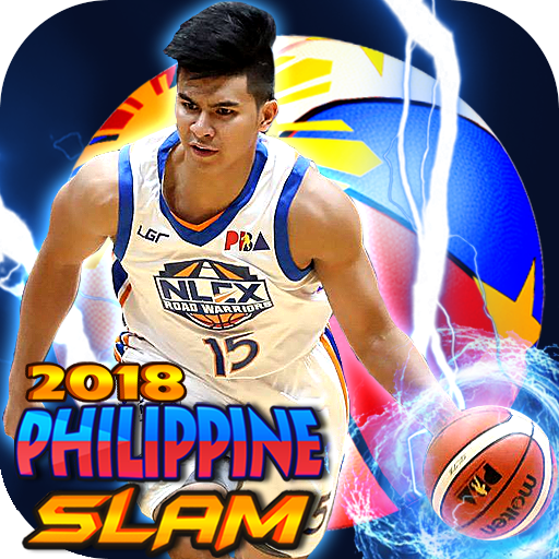 Philippine Slam! 2018 - Basketball Slam! (game)