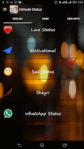 Attitude Status App Download For Android and iPhone 6