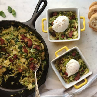 Brussels Sprout Hash Recipe
