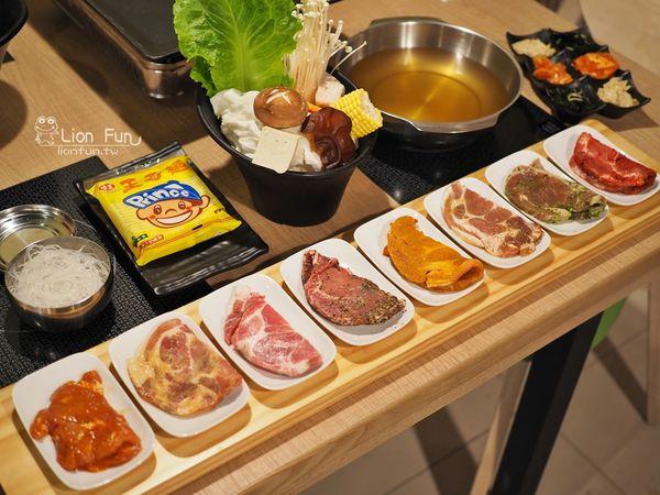 越之晟韓式烤肉 ~八種口味八色烤肉,肉質不會肥滋滋的!!左營火鍋|漢神巨蛋美食|大八