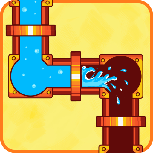 Plumber World : connect pipes (game)