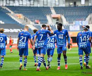 Gretig Gent houdt stand tegen Oostende en maakt play-off 2 opnieuw razend spannend