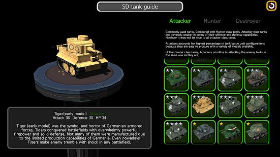 SD Tank Battle screenshot