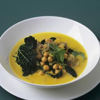 Spiced Garbanzo Bean Curry