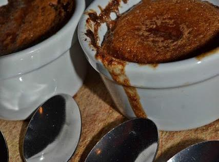 Bake the puddings on the lower rack of the oven for about 15-20 mins,...