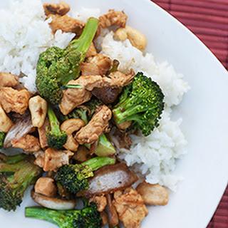 Broccoli Cashew Chicken Recipe