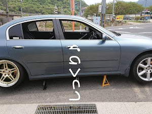 スカイライン V35 PV35 350GT プレミアムのカスタム事例画像 たっちゃんさんの2020年04月28日01:46の投稿
