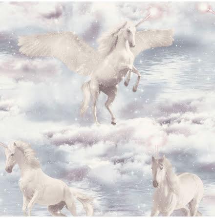 Arthouse Unicorn Kingdom Tapet 692600