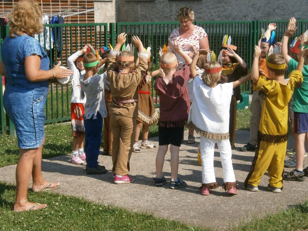 Rozloučení s předškoláky (MŠ)