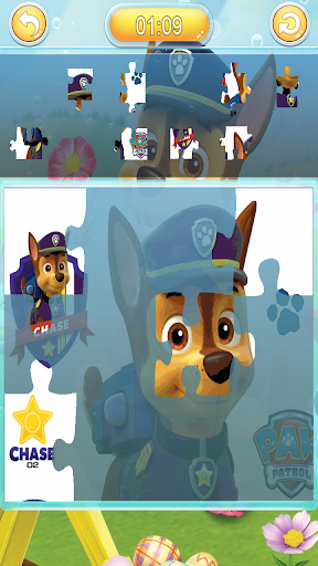 Jigsaw puzzle paw the dog android2mod screenshots 3