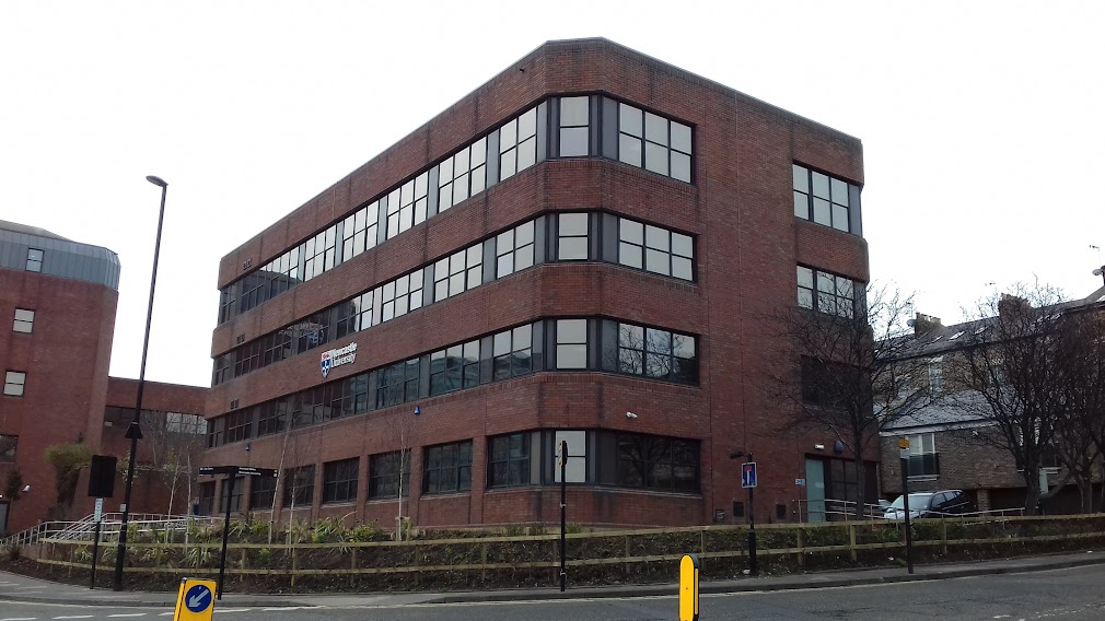Photo of the Elizabeth Barraclough Building, March 2019