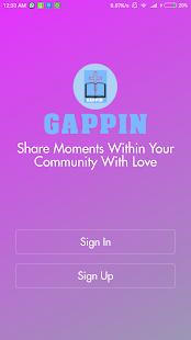 GAPPIN - náhled