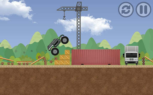 Monster Truck Xtreme Offroad Game modavailable screenshots 10