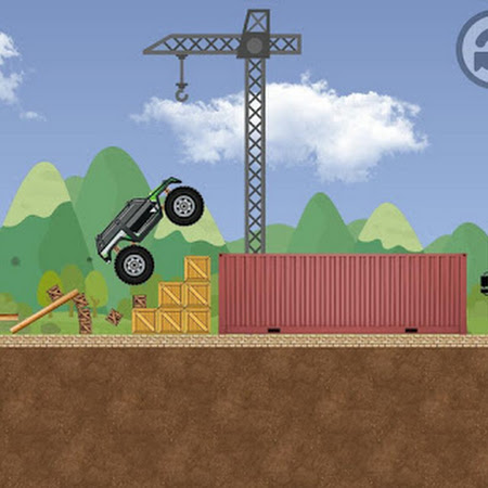 Monster Truck Xtreme Offroad Game