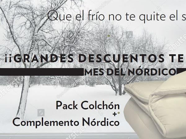 Edredon Nordico Noctalia Flex.Flex Noctalia Conde Penalver