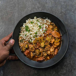 Slow Cooker Low-Carb Gumbo.
