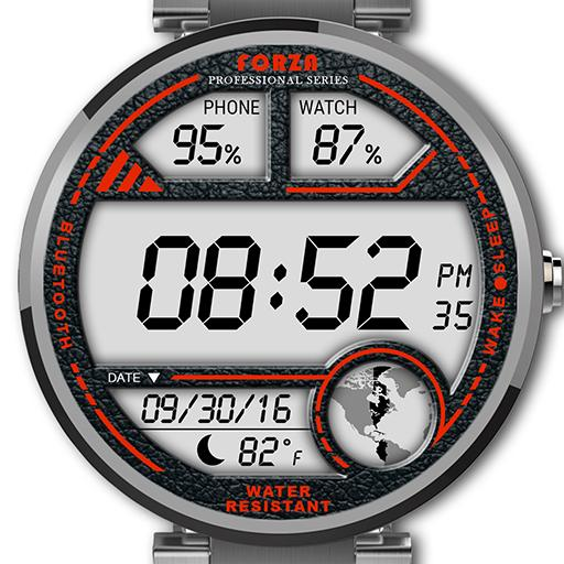 Watch Face W03 Android Wear Icon