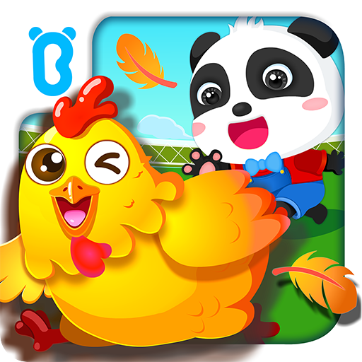 Baby Panda\'s Farm - Kids\' farmville