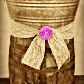 Wedding Barrel by Amber Reeder Crowl - Wedding Details