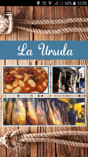 Restaurante La Ursula Madrid