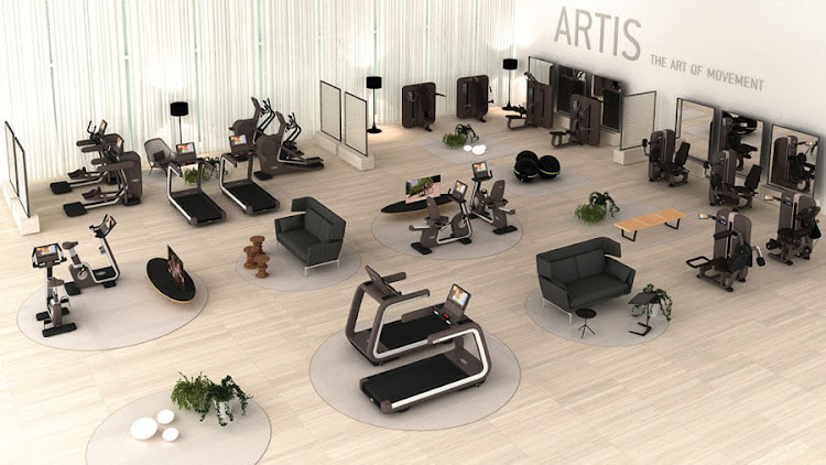 The latest Technogym equipment combines the best in professional product features and design