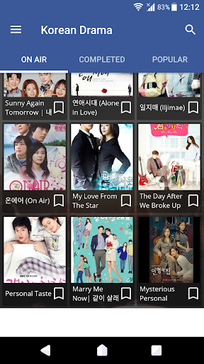 Korean Drama & Movies 1.2 screenshots 2