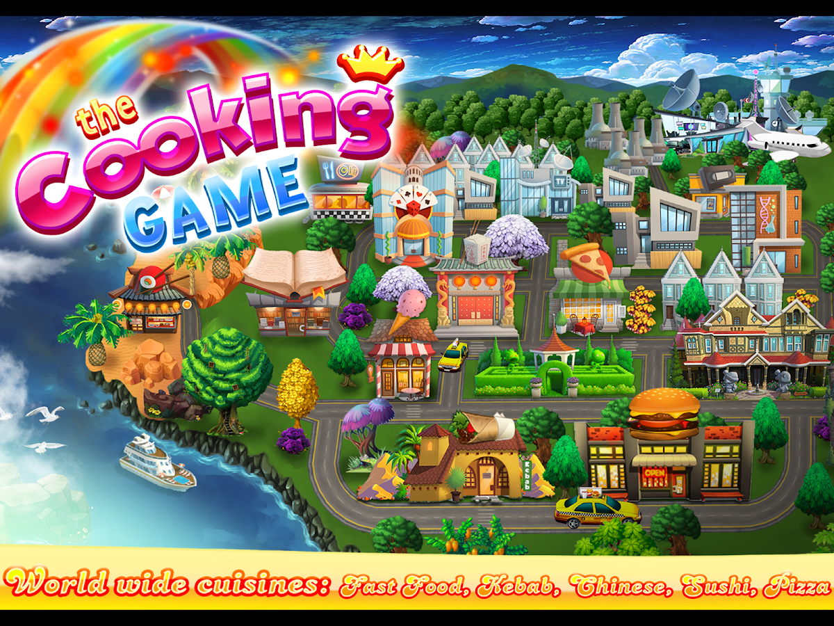 The Cooking Game Master Chef Kitchen For Girls Android Apps On Google Play