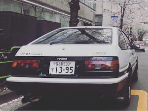 スプリンタートレノ AE86 AE86 GT-APEX 58年式のカスタム事例画像 lemoned_ae86さんの2020年03月22日12:54の投稿