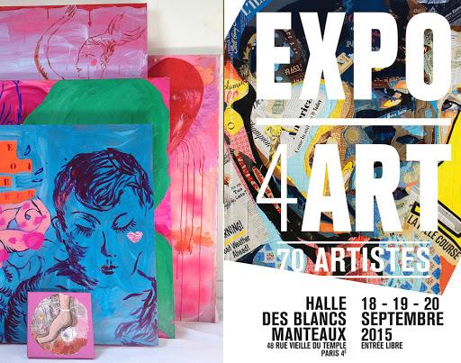 exposition-salon-art-contemporain-paris-halle-des-blancs-manteaux-journee-du-patrimoine