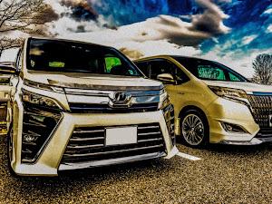 ヴォクシー ZRR85W 4WD 30年式ののカスタム事例画像 NishiYanさんの2018年11月18日02:05の投稿