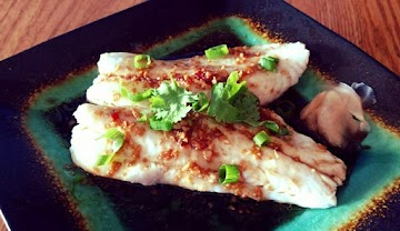 Asian Steamed Fish Recipe