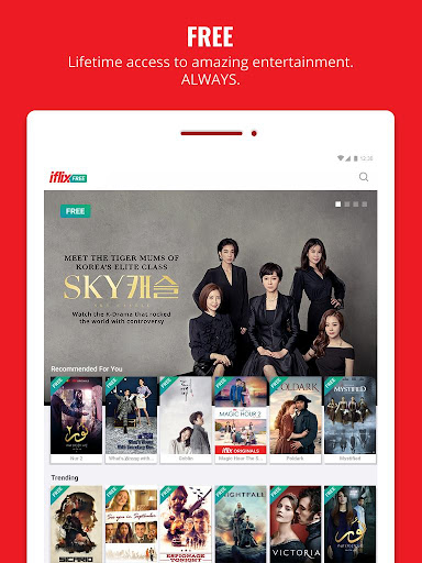 iflix: Tons of popular TV shows and Movies screenshot 10