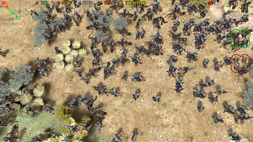 Shadow of the Empire: RTS screenshot 7