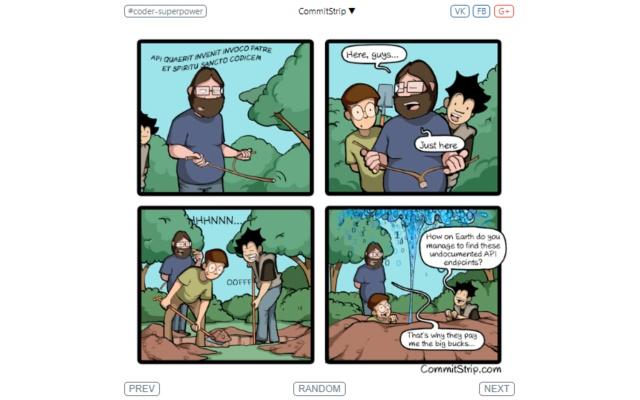GeekComicViewer