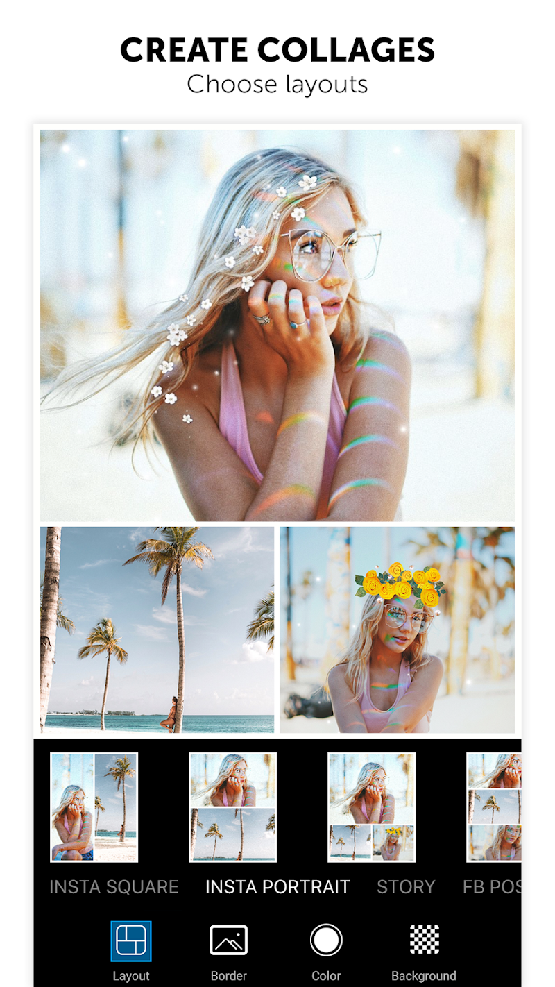PicsArt Photo Studio: Collage Maker & Pic Editor Screenshot 1