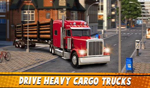 Euro Truck Simulator 2 : Cargo Truck Games 1.6 screenshots 9