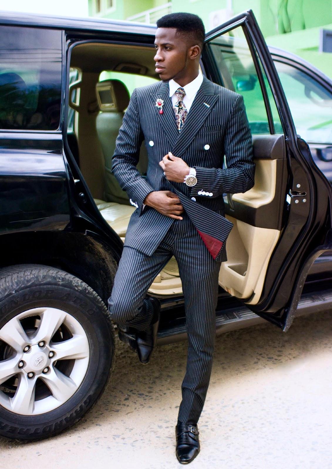 Naija Fashion Daily!: MAN CRUSH MONDAY – AKIN FAMIU