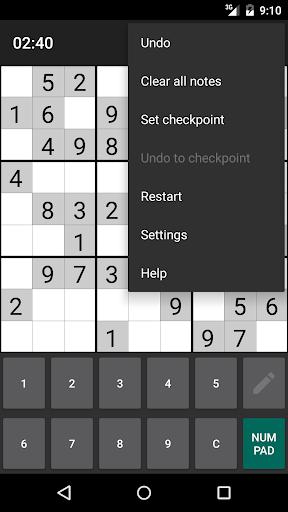 Open Sudoku screenshots 5