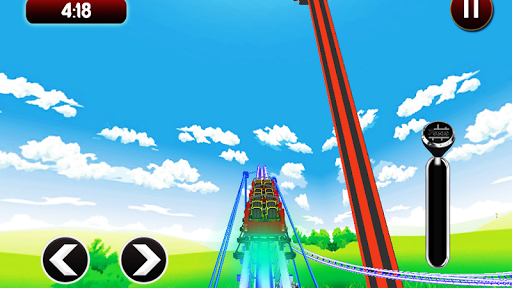 Roller Coaster Simulator HD  screenshots 5