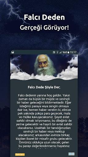 Falcı Dede - Bedava Medyum Fal Bak 1.9 screenshots 2