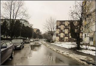 Photo: Turda - Str. Rapsodiei - 2018.12.24