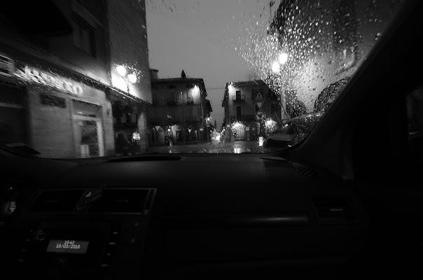 viaggiado quando piove di titty
