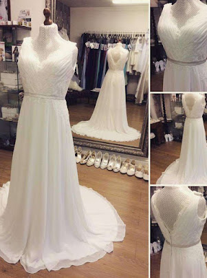 Courtney Size 14 Ivory Brides By Harvee