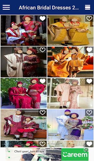 African Wedding Dresses 2018 1.2.0 screenshots 6