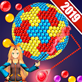 Bubble Real Shooter : Miss Witch Game 2019 Android APK Download Free By Eclectic Games